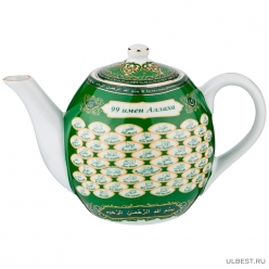 Заварочный чайник Lefard 99 имен Аллаха, 600 мл 86-2298