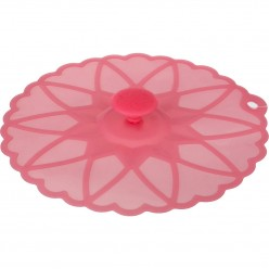 Силиконовая крышка Agness диаметр=28 см 710-238