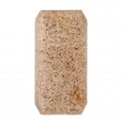 Соляная плитка с эфирным маслом Кедр 200 г для бани и сауны Банные штучки 32410