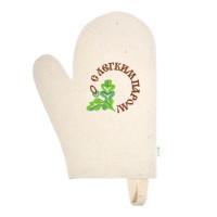 Рукавица для сауны С легким паром Банные штучки войлок 100% 41043