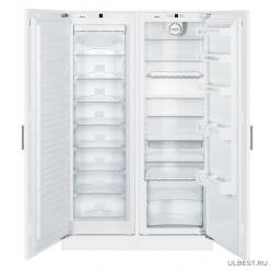 Холодильник Side-by-Side встраиваемый Liebherr SBS 70I2-21 001 (состоит из SIGN 3524-21 001 и IK 3520-21 001)