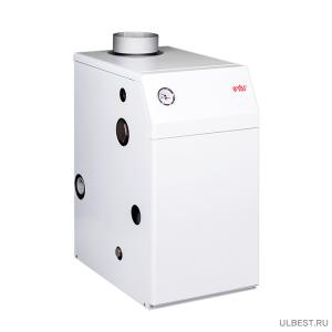 Газовый котел с чугунным теплообменником Очаг КЧГ 33