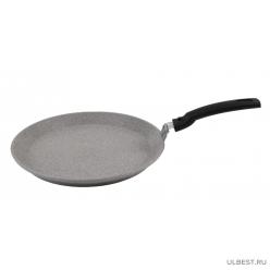 АП Сковорода блинная 240мм (светлый мрамор) Kukmara сбмс240-1а