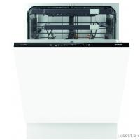 Встраиваемая посудомоечная машина Gorenje GV66260