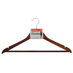 Плечики Наоми деревянные (60284) Мастер Хаус