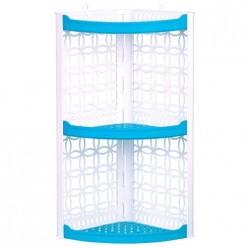 Полка для ванной комнаты угловая Ар-Пласт