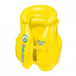 Жилет для плавания Swim Safe 51х46 см, ступень B Bestway 32034 арт.030842