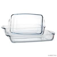 Набор посуды для СВЧ Pasabahce Borcam арт.159051