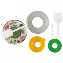 Набор для консервирования, 5 предметов арт.004671