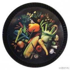 Поднос сервировочный Урожай арт.008292