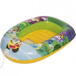 Детская надувная лодка Mickey 102 х 69 см Bestway 91003 арт.006308