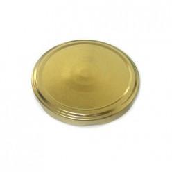 Крышка винтовая ТО №82 /Золотая/ моноцвет (240 шт.) - 3,32руб / 33,2руб