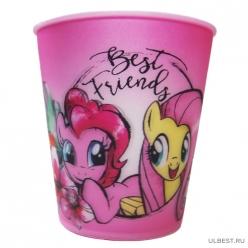 Стакан My Little Pony  280 мл 4680038263514 арт.MLPT280-1