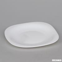 Тарелка десертная НЬЮ КАРИН белая 19см арт.L4454