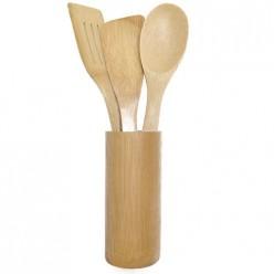 Набор кухонных принадлежностей с подставкой, 4шт арт.BNB2957