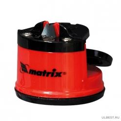 Приспособление для заточки ножей любого типа, крепление на присоске// MATRIX арт.79105