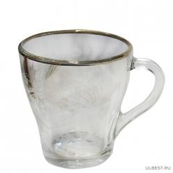 Кружка для чая 250мл. арт.1649-ГЗ Буржон