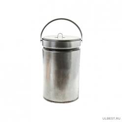 Коптильня горячего копчения ЧУДО КНГ-1 горячего копчения (двухъярусна, черный металл) г.Челябинск