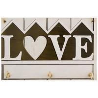 Ключница Love 008 Волшебная страна арт.006740