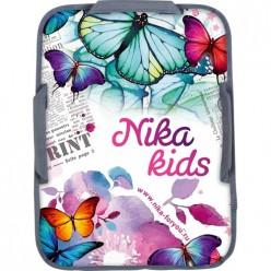 Ледянка игрушка с рисунком ЛПР4054/Б2 рисунок с бабочками