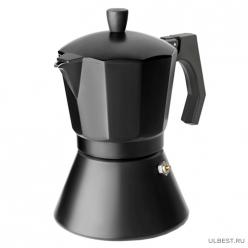Кофеварка гейзерная APOLLO 6 порций APL-06