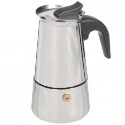 Кофеварка нерж 100мл гейзерная Y3-1092 I.K (320632)