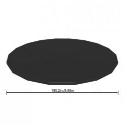 Тент (ПВХ) для бассейна 549 см Bestway 58039 арт.008888