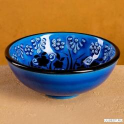 Пиала большая 12см Синий тюльпан 230 мл арт.5204247