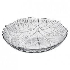 Набор тарелок из закаленного стекла SULTANA 6 шт. d=210 мм арт.10285B