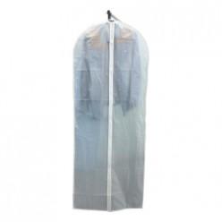 Чехол для одежды белый Эконом, SUN-003, 60х150см (312163)