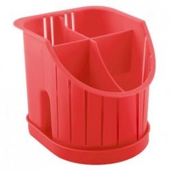 Сушилка для столовых приборов 4-х секционная ПЦ1550 ПЛАСТ-ТИМ