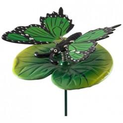 Штекер садовый Бабочка на цветке GS-AR2016-5 арт.002061