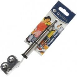 навеска DANIKS Стандарт нерж Точилка д/ножей металлич. ручка D-047 арт YW-KT006S-5 (222855)