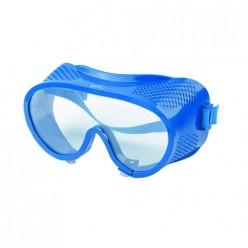 Очки защитные закрытого типа с прямой вентиляцией, поликарбонат// СИБРТЕХ/Россия арт.89161