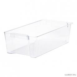 Органайзер для холодильника 31х16х9см Прозрачный М1588