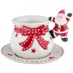 Кофейный набор Санта 2пр. 350 мл 782-186