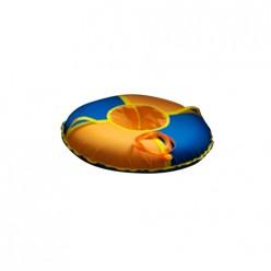 Санки-ватрушки Эконом с клапаном 1,1м