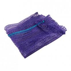 Сетка-Мешок с ручкой 30*47 цв фиолетовый (100 шт в упак)