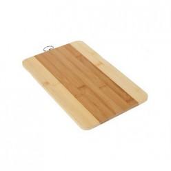 Доска разделочная из бамбука, 18 х 28 х 1,4 см. арт.RA-6061