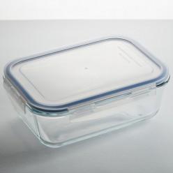 РК-0057/2 Прямоугольная форма для запекания с герметичной крышкой 1,9 лЗАБАВА 23.5*16.8*9.0 см(12)