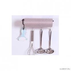 Держатель для бумажного полотенца и кух. аксессуаров MAGIC MR-01, 22*8*9,5 см арт.008428