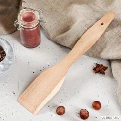 Лопатка деревянная, буковая, 2 СОРТ арт.4189098 г.Екатеринбург