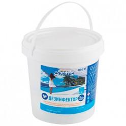 Дезинфектор БСХ (быстрый стаб. хлор) в таблетках по 20г., 0,9 кг арт.005578