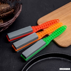 Точилка для металлических ножей с ручкой 19х2,5 см арт.4462398 г.Екатеринбург