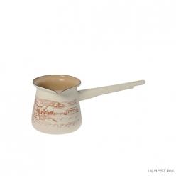 Турка эмалированая 0,4л (Ферма, Классическая посуда, 346913,0,4), 3114