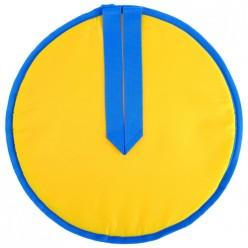 Санки - ледянки, диаметр 400 мм, цвета микс арт.2867064 г.Екатеринбург