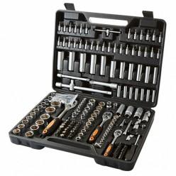 Набор инструментов в кейсе КУЗЬМИЧ 172 предмета (НИК-016/172)