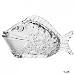 Икорница-рыбка BRIVERRE 16х7см арт.BR1509