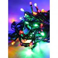 Гирлянда КОСМОС 80LED_RGB (мультиколор, 8,8м, 8 режимов мигания)