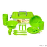 Набор посуды для пикника Антонио на 4 персоны С69 Барнаул